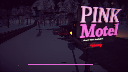 Hardcore Pink - Motel - Version 0.0.8 Alpha - 28 December 2016