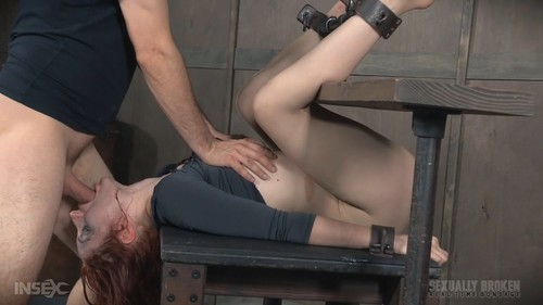 Jan 9, 2017: Violet Monroe BaRS Part 3: Double stuffed, bound and roughly fucked. Deep throated made to cum! - Violet Monroe