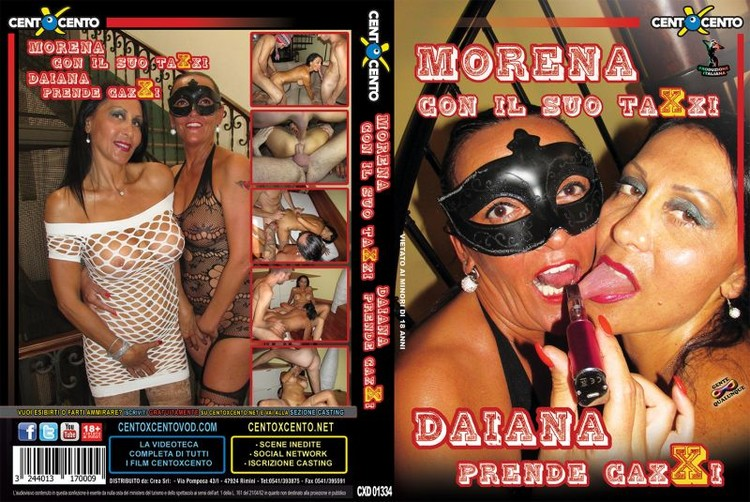 Morena con il Suo Taxxi Daiana Prende Caxxi (2016)