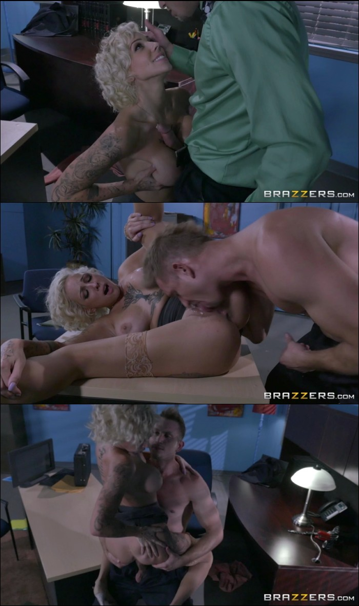 Harlow harrison loves tattoos and anal 3