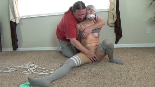 Daddy tied me up spooking your steppatron039s 7