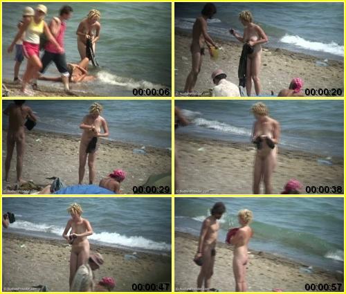 Russian Beach 1262