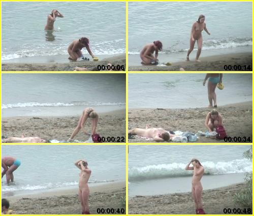 Russian Beach 986