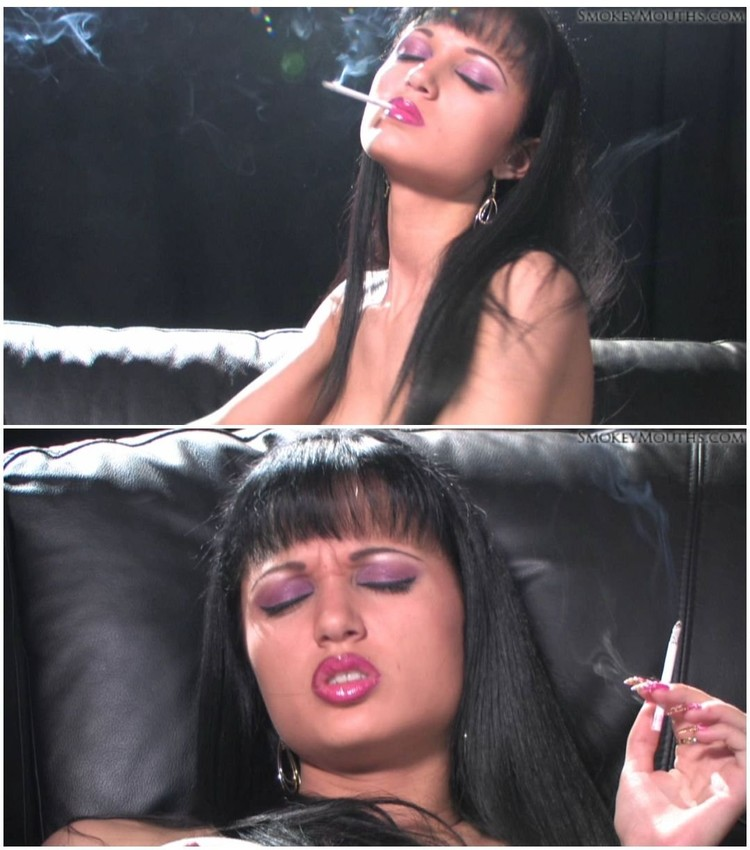 Lucy devine marlboro reds smoking facesitting 4