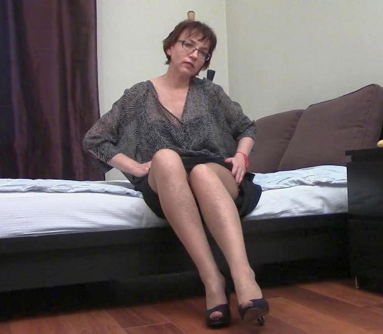 [AuntJudys] Sofia ( Masturbation / 13.05.15) [Solo, Hairy, MILF, 1080p]