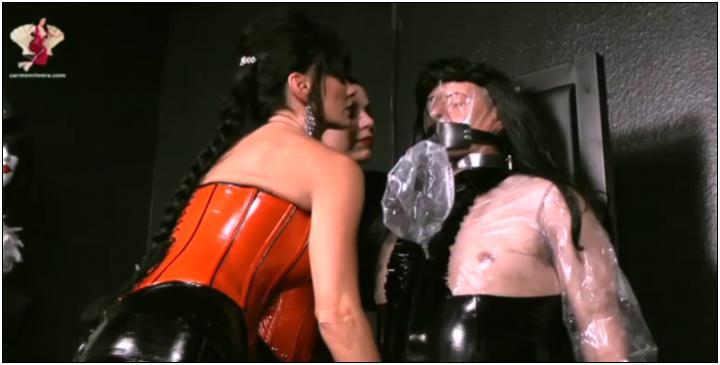 KinkyCarmen die hurenerziehung der michael full hi