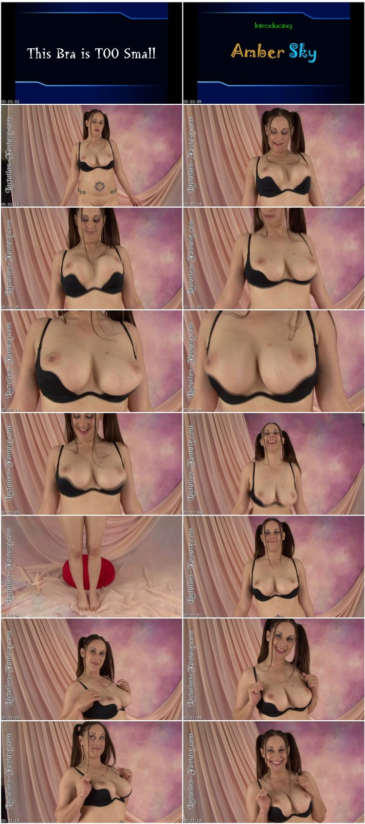 Breast fantasies naked clips