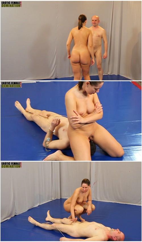 Women men sexy wrestling