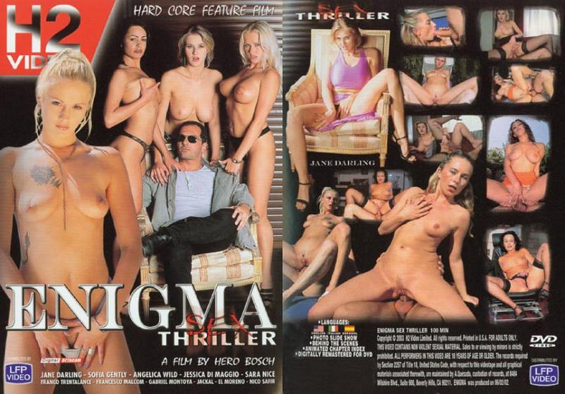 enigma sex thriller